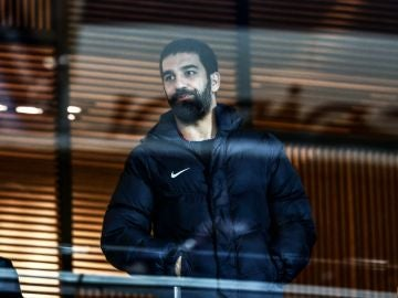 El futbolista Arda Turan