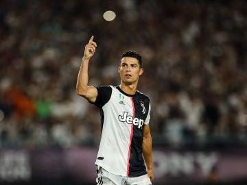 Cristiano Ronaldo, futbolista mejor pagado de la Serie A