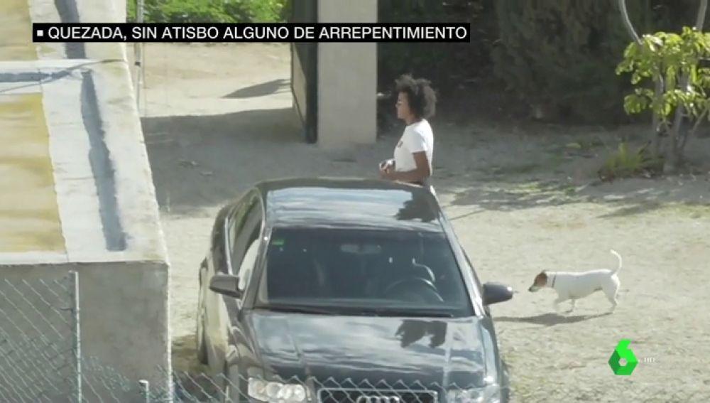 """La grabación oculta que demuestra que Quezada no estaba arrepentida: """"Tranquila, Ana, no vas a ir a la cárcel"""""""