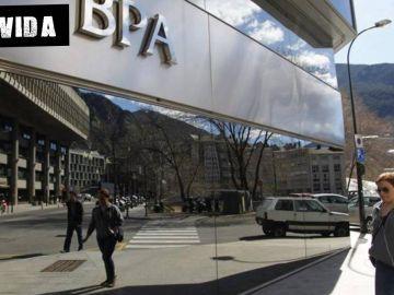 Sede de la Banca Privada d'Andorra (BPA)