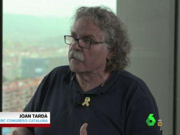 """Tardà responde a Coscubiela: """"Ahora estamos mejor en Cataluña, todo el mundo se ha dado cuenta de que este sistema es viable"""""""