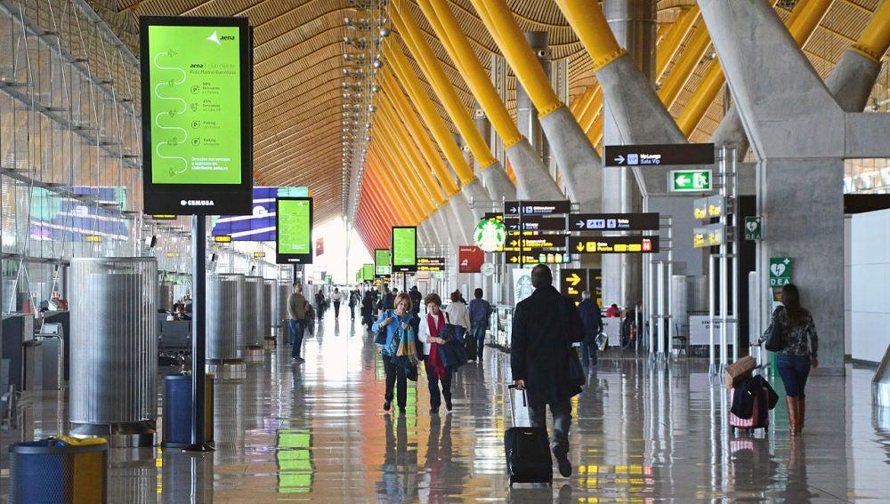 Aeropuerto de Madrid Barajas