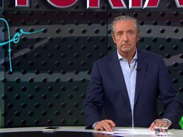 """Josep Pedrerol: """"La continuidad de Messi en el Barça depende sólo de Bartomeu"""""""