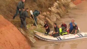 Rescatan a un hombre atrapado en un túnel de la AP-7