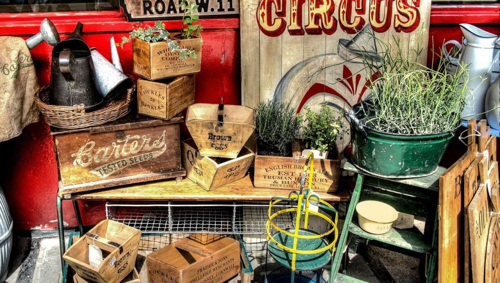 Mercados callejeros