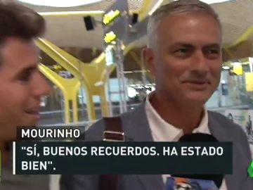 Mourinho se deja querer
