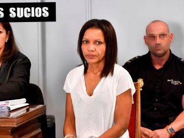 Ana Julia Quezada en el juicio por el crimen de Gabriel