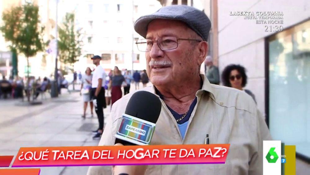 """¿Disfrutan los españoles limpiando?:""""Somos muy de cañas los domingos"""""""