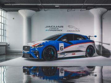 Jaguar I-PACE SVO