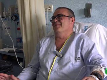 Médicos del Gregorio Marañón salvan la vida de un hombre con una aorta impresa en 3D