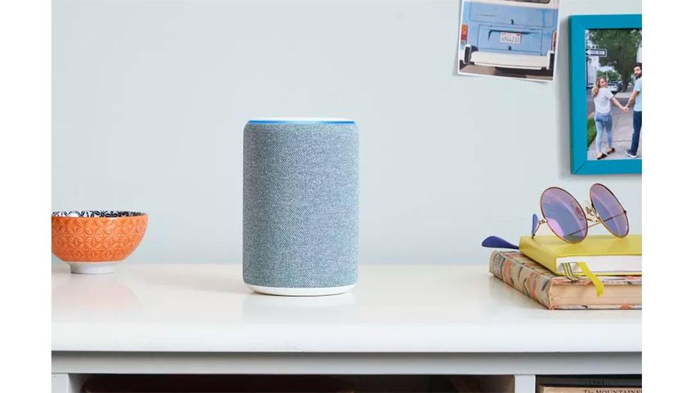 Nuevo Amazon Echo de tercera generación