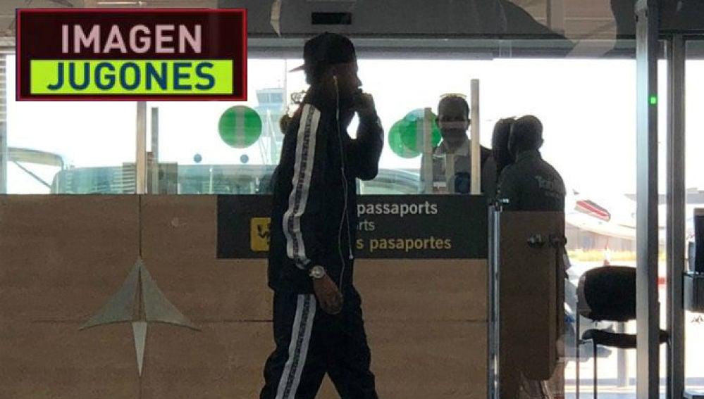 Neymar, en Barcelona para enfrentarse a su juicio contra el Barça