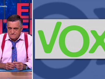 """Wyoming 'destapa' qué hay detrás del nombre de Vox: """"Perfecto para ideas del siglo II a.C"""""""