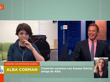Zapeando entrevista a Alba Corman