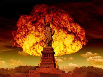 Así sería el Apocalipsis por una guerra mundial entre Estados Unidos y Rusia