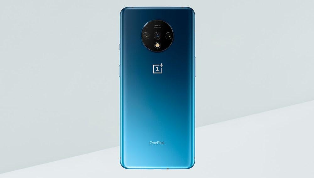OnePlus 7T azul