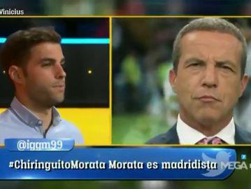 El motivo por el que Vinicius bloqueó a Cristóbal Soria en todas sus redes sociales