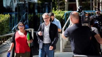 Los abogados de los siete miembros de los CDR acusados de terrorismo