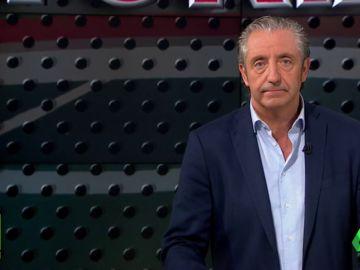 """Josep Pedrerol: """"Bartomeu puede pedir pagar los 300 euros de multa a plazos"""""""