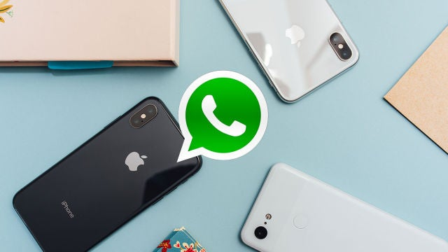 iPhone y WhatsApp