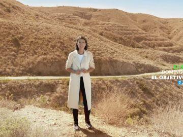 Ana Pastor viaja a la España de 2090 en el especial sobre cambio climático de El Objetivo
