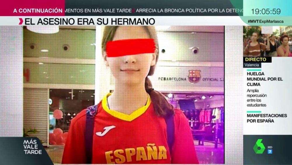 Detienen en Alemania al hermano de Karoline, la niña degollada en Mataró hace tres meses