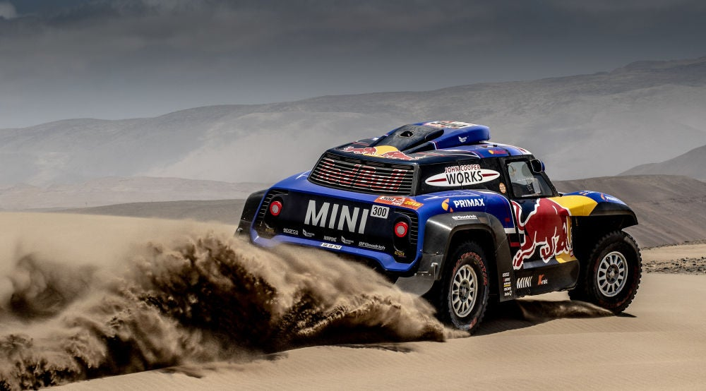 Carlos Sainz Dakar