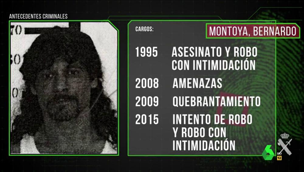 Intentó apuñalar a funcionarios y asaltó dos vecinas: Montoya era reincidente pero salió en libertad