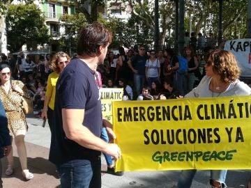 Emergencia climática en San Sebastián