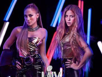 Jennifer López y Shakira actuarán en la Super Bowl LIV