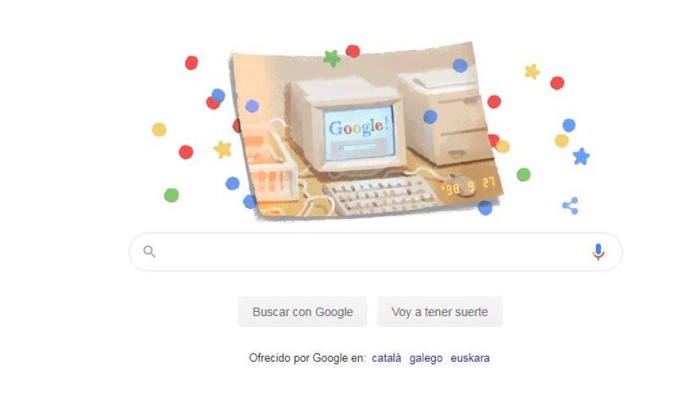 El Doodle de Google