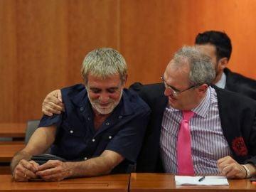 Manuel Alonso, el exmarido de Lucía Garrido Palomino