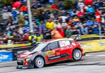 WRC España