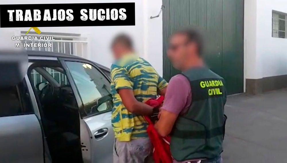 La detención del novio de Dana Leonte