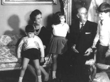 Francis, el único nieto de Franco que lleva su apellido y abandera el 'no a la exhumación'