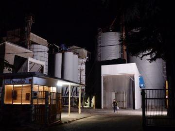 La empresa de piensos situada en el Camino Viejo de Simancas