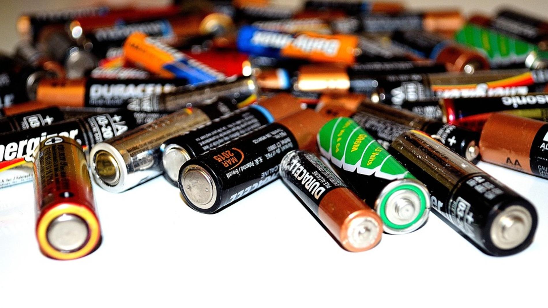 Imagen de archivo de varias pilas