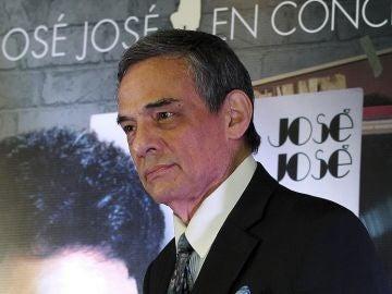 Imagen de archivo del cantante mexicano José José