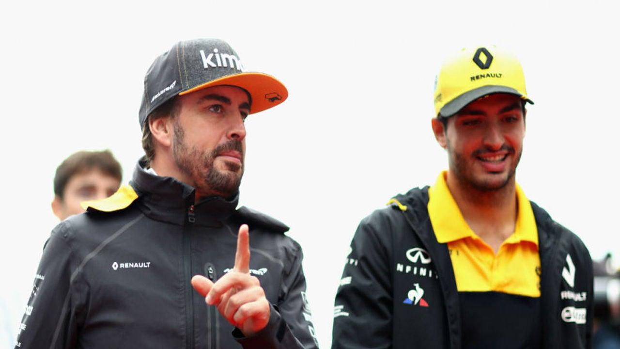 LaSexta Deportes (28-09-19) Carlos Sainz tendrá un McLaren ganador motorizado por Mercedes en 2021... ¿ y Fernando Alonso?