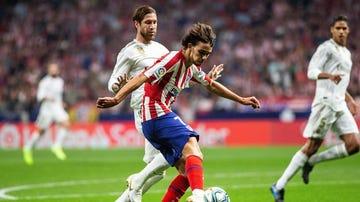 Joao dispara ante Sergio Ramos