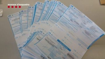 Recetas médicas falsificadas procedentes del sistema sanitario de la Comunidad de Madrid.