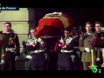 Funeral de Francisco Franco