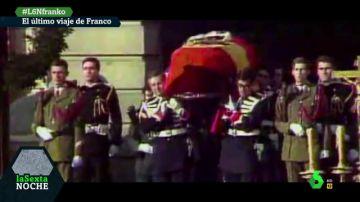 Funeral de Francisco Franco