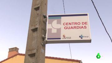Centro de guardias de Segovia