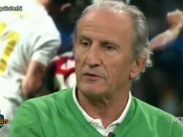 """Petón sale en defensa de Simeone en El Chiringuito: """"De ganar habría sido el entrenador con más victorias en los derbis"""""""
