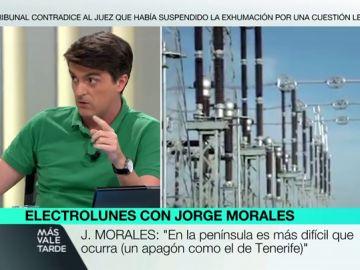 ¿Por qué se puede producir un apagón masivo como el de Tenerife?
