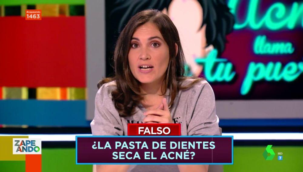 Boticaria García desmonta los mitos sobre los granos