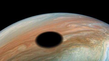 Eclipse sobre Júpiter