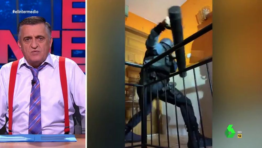 Una puerta 'irrompible' por la Guardia Civil: lo que aún no está resuelto del caso de los CDR