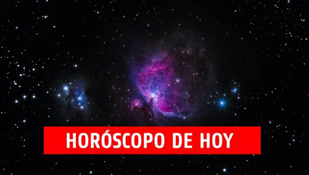 Horóscopo de hoy 22 de febrero